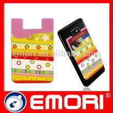 Eco friendly smartphone accessory cute smart phone wallet