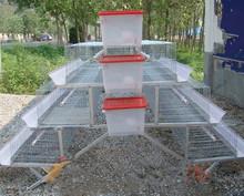 FRD- Hot Dip Galvanized Chicken Layer Breeding Cage