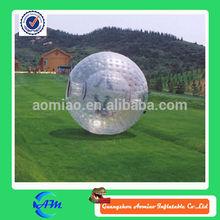 high quality TPU grass zorb ball body ball giant human hamster ball for sale