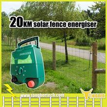 12V Nigeria farm battery power electric fence energiser for animals