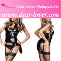 2014 großhandel sexy halloween kostüm frei sex mädchen mit Tiere frei