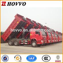 China Howo Brand 6*4 Mini Dump Truck for Sale