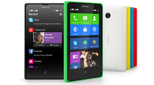 "Original Brand New Nokia X Dual Sim RM980 A110 Android 4"" LCD Dual Core HSDPA Phone By Fedex"