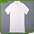 El último 2014 100 de poliéster camisas de golf, dri- fit camisas de polo para la impresión