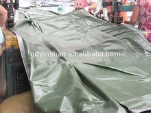 strong PE tarpaulin 100% virgin polyethylene woven fabric high tensible custom size all purpose heat-seal welding reinforced edg