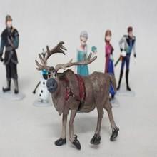 Cartoon plastic promotional mini figurine toy/plastic toy figure model/custom plastic figure