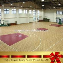 PVC sport floor indoor basketball court
