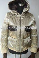 2015 women's clothing Women's Padded Coat jackets for women winter apparel ladies' coat