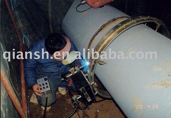 AUTOMATIC PIPE WELDING MACHINE; ORBITAL PIPELINE WELDING MACHINE; ORBITAL MIG WELDING MACHINE (FCAW/GMAW)