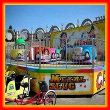 Amusement park machine outdoor family games