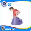 Plástico crianças pequenas colina brinquedos e playground indoor 2014