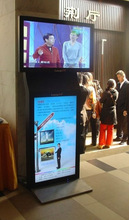 32 inch outdoor/indoor advertising player, ADVERTISING TV/Monitor/Full HD 1080P/advertising player/support wifi 3G/HDMI USB SD