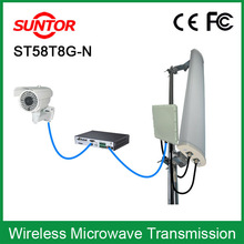 5.8G 300Mbit high-bandwidth digital signal transmitter and receiver