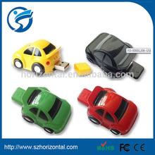 Plastic racing car 8GB USB 2.0 Memory Flash Stick Pen Drive Free shipping