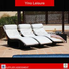 Enjoy Beach & Swimming Pool Wicker Recliner Sun Lounger LD1029