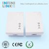 500m Plc Homeplug Powerline Adapter