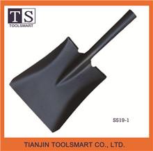 garden steel flat shovel head
