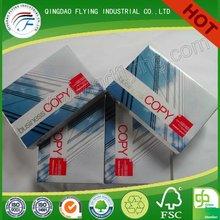 venda direta da fábrica preço baixo a4 tamanho de papel