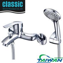 brass body chrome plating bathroom faucet