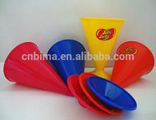 BPA FREE plastic ice cream cup