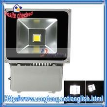 85-265V 70W IP65 White Light LED Spotlight Gray LED Light Mini Spot