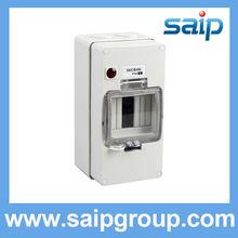 Saip/saipwell hot sale high quality ip66 Plastic Power Distribution Box 56CB4N
