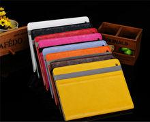 leather case for iPad 2 3 4 flip stand smart cover ipad2 ipad3 ipad4 case