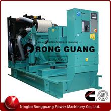 Cummins 200kw 400VAC Electrical Power generator