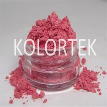 Hot Pink Glitter Loose mica Powder Mineral Eye Shadow