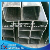 4x4 Galvanized Square Metal Fence Posts