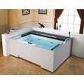 bañera independiente grande portátil de plástico plegable