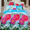 wholesale Good quality with colorful pattern latest bed sheet designs