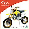 cheap dirt bike 125cc for sale with CE racing fashion hot sale 4 stroke for adult