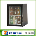 großhandel hotel 30 liter glastür Minibar Kühlschrank