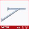 adjustable wall mounted shelf supporter