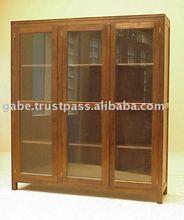 MADRID 3 DOORS STRAIGHT NAAT TOP CABINET
