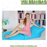 420D waterproof polyester folding bean bag chair company