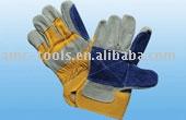 Guantes de trabajo ( guantes, guantes de cuero )