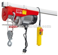 PA400D 200/400kg Max. Capacity Electric Hoist