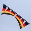 2.4m span 4 line stunt kite quad line kite