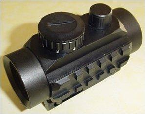 1X40RD Red Dot RifleScope