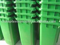 plastic trash bin 80L