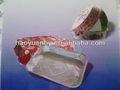 Papel de la bandeja de comida y de contenedores