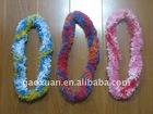 Colorful Luau lei