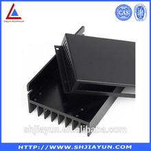 custom 6063 t5 t6 aluminum enclosure with cnc precision machining BV certificate