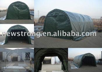 TSU-12XX Heavy Duty Plastic portable garage carport
