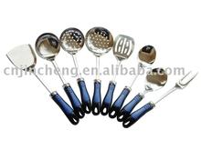 cooking utensil set kitchen supplies