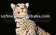 Wild Animal_2011 oil painting