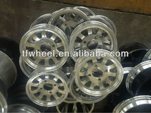 Motorcycle alloy rims 10x3 inch