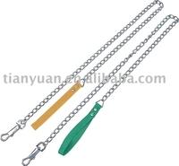 Dog Chain lead with Nylon handle(YL-2319)
